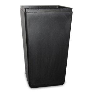 Plastic Receptacle 30 Gallon Trash Can