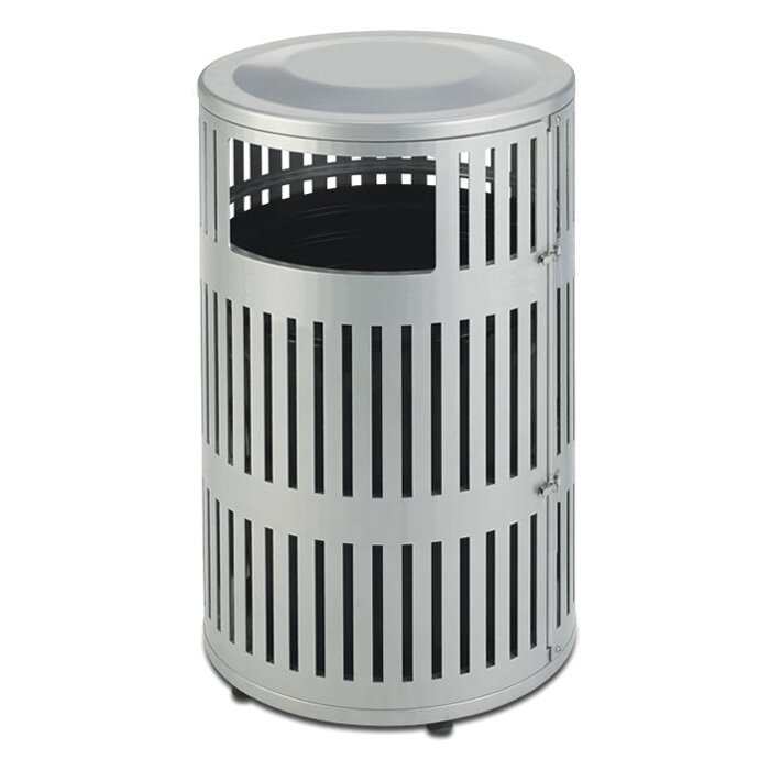 Matrix Receptacle 40 Gallon Trash Can