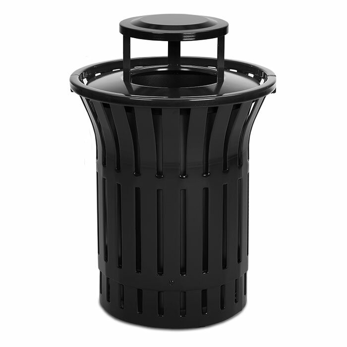 Rendezvous Receptacle Trash Can