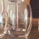 Mami by Stefano Giovannoni 6 Piece 10 oz. Crystal Every Day Glass Set (Set of 6)