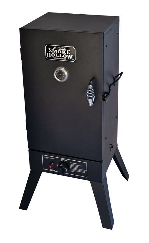 "30"" LP Propane Smoker"