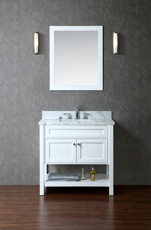 "Givens 36"" Single Bathroom Vanity Set"