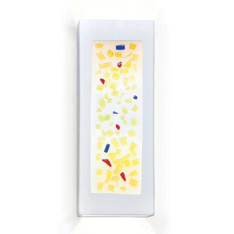 Jewel Gemstones 1-Light Wall Sconce