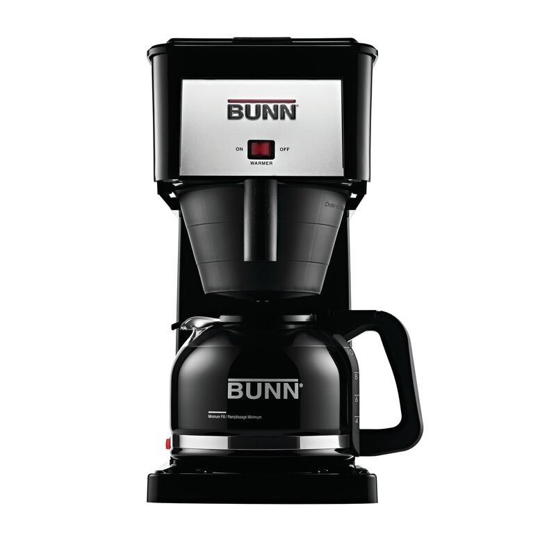 10-Cup GRX Basic Coffee Maker