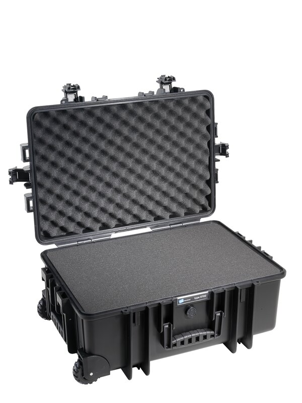 Type 6700 Outdoor Case with SI Foam