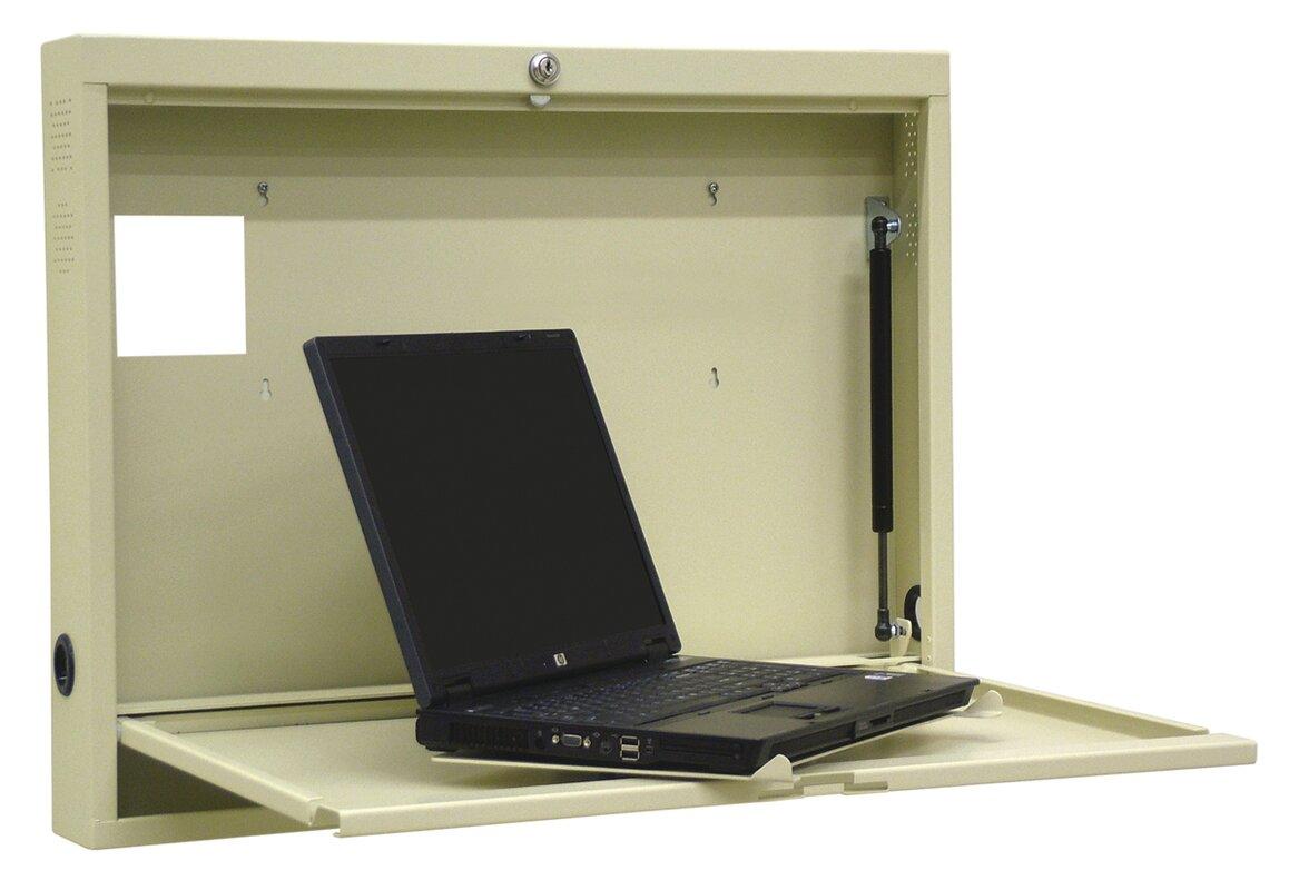 Turntable Floating Desk