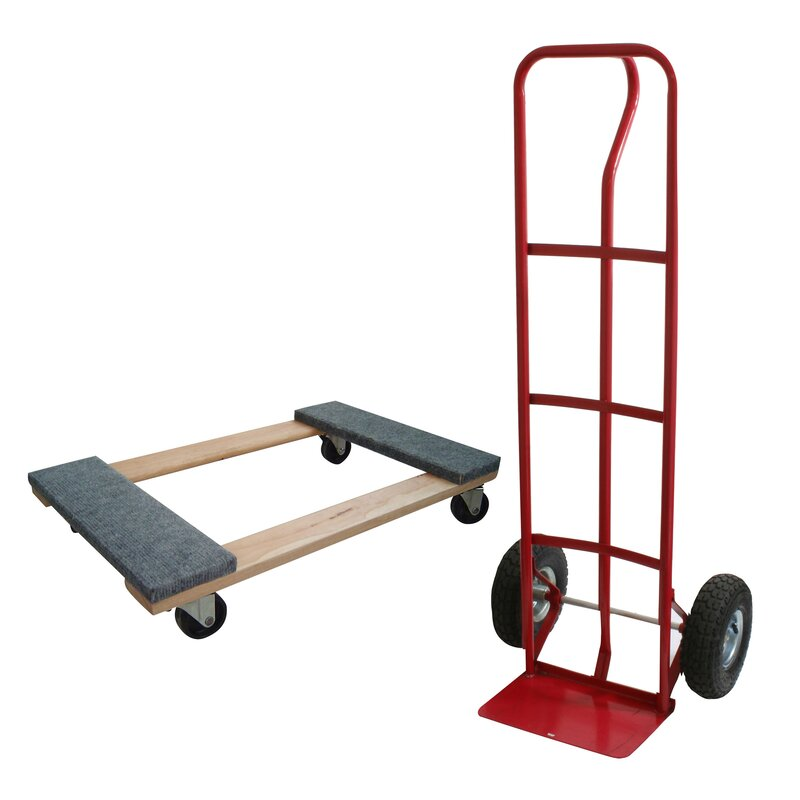 2 Piece Truck Dolly Set