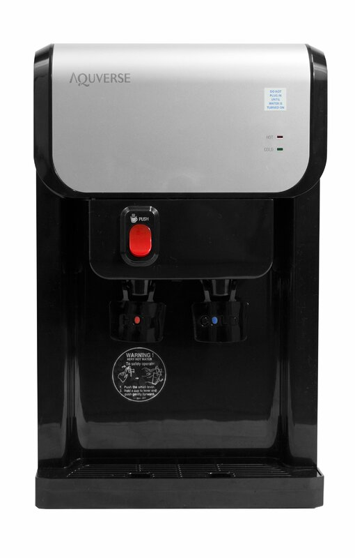 Bottleless Countertop Hot and Cold Electric Water Cooler
