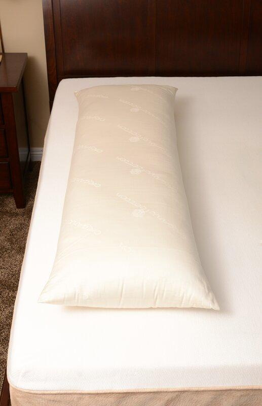 Geil Organic Cotton Body Pillow