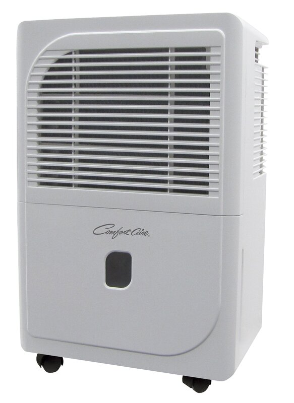 Comfort-Aire 75 Pint Dehumidifier with Casters