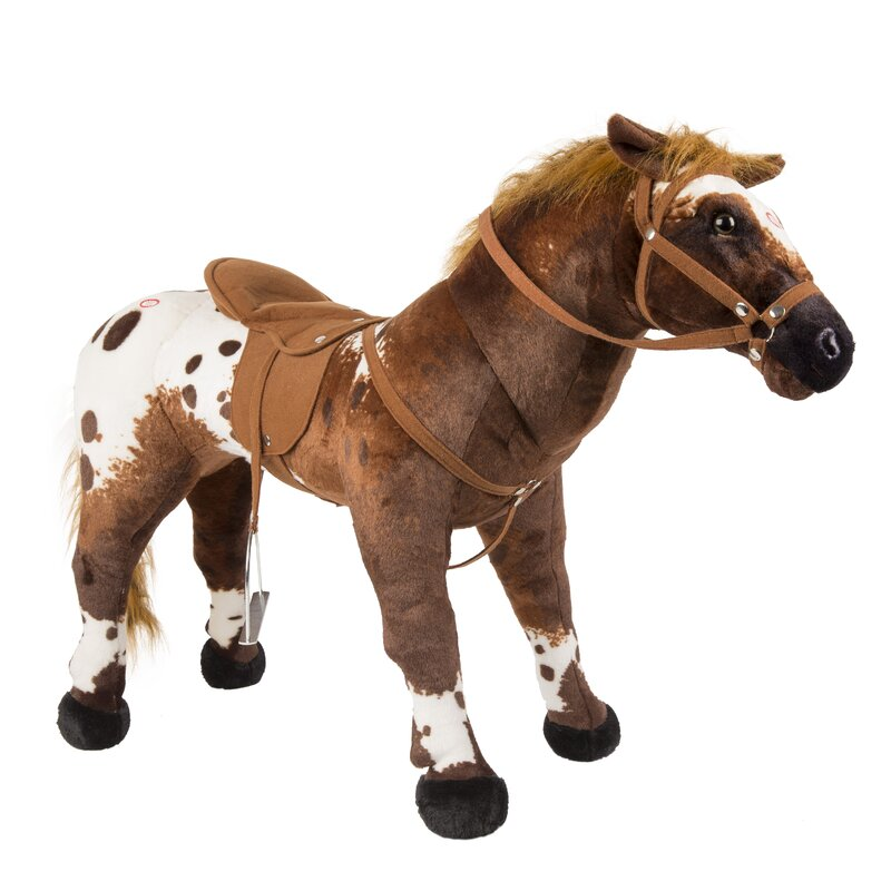 Domino Stable Rocking Horse