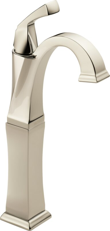 Dryden™ Single hole Bathroom Faucet and Diamond Seal™ Technology