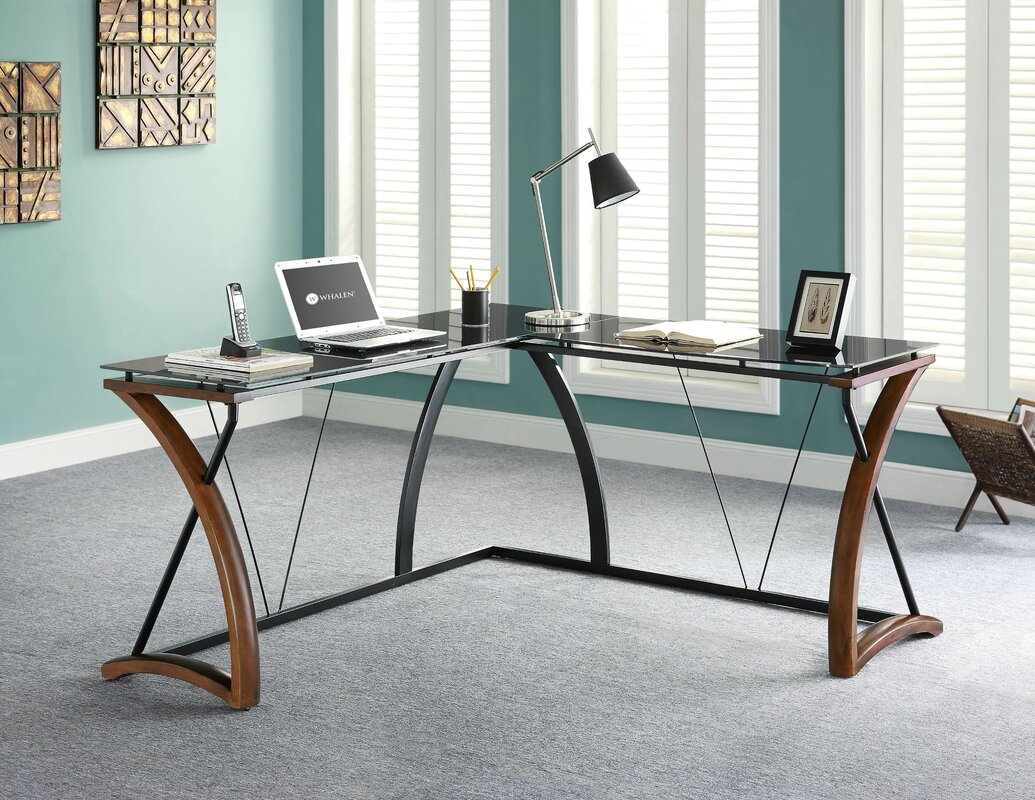 Newport L-Shaped Desk