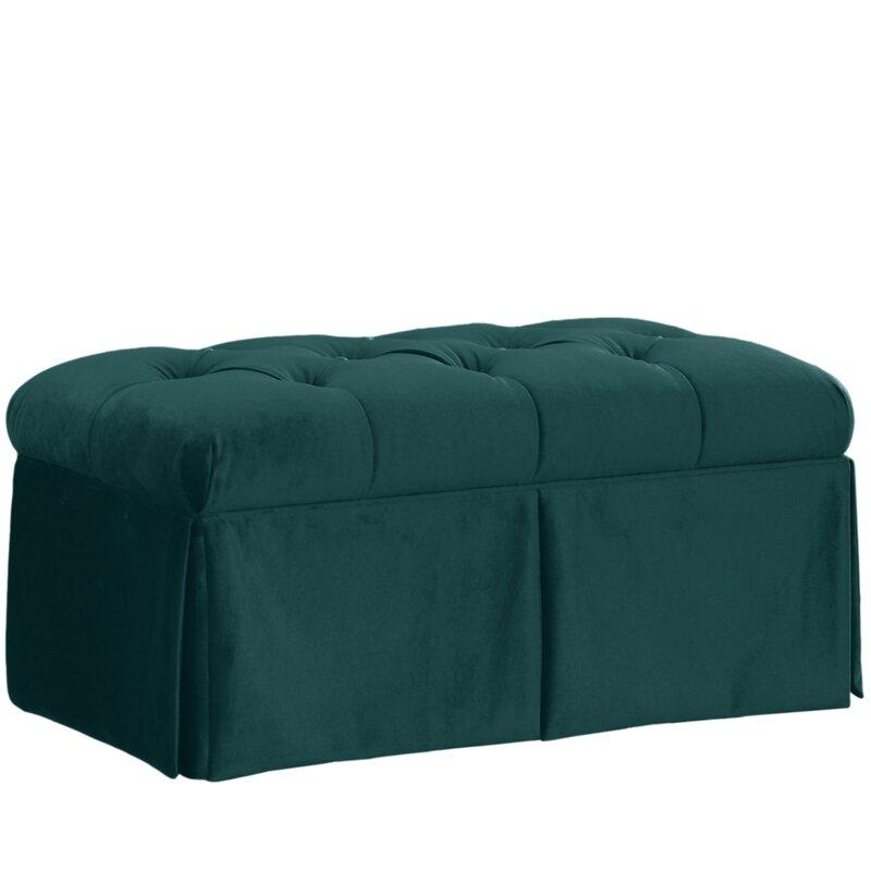 Brunella Upholstered Storage Bench
