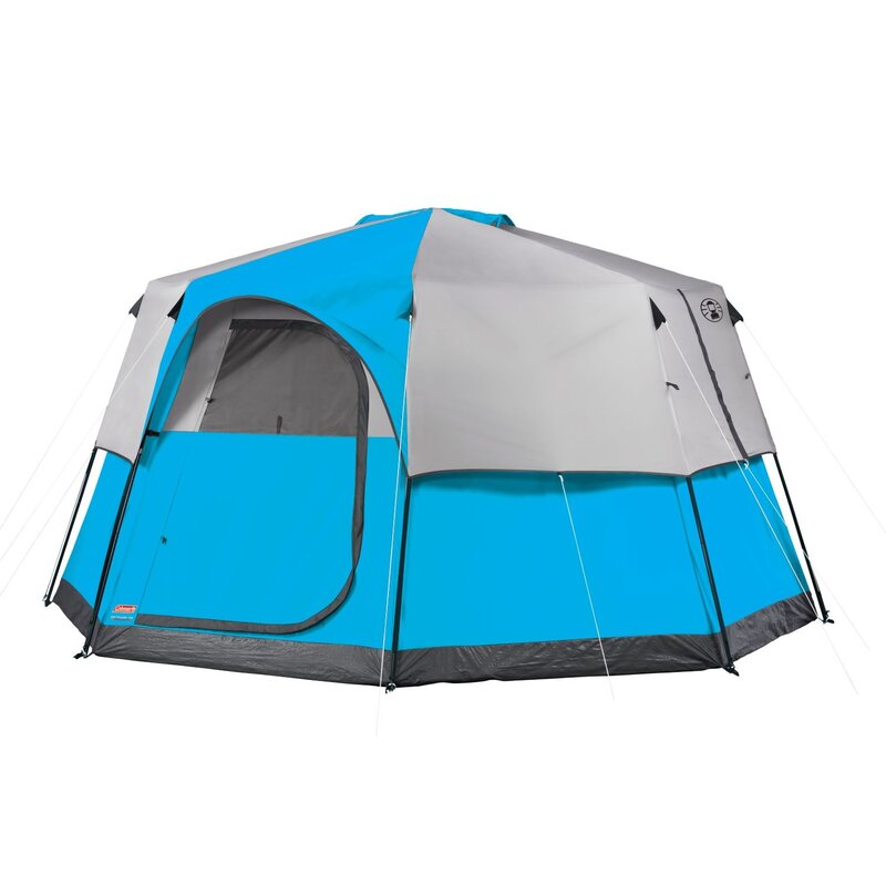 Octagon 98 8 Person Tent