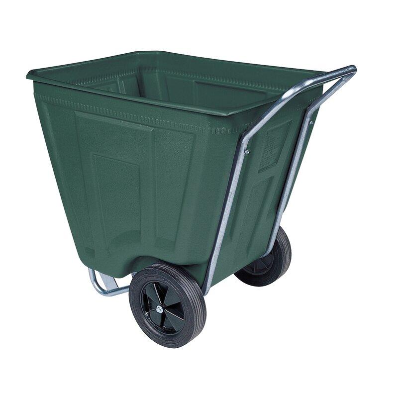 Curbside Trash & Recycling Bin