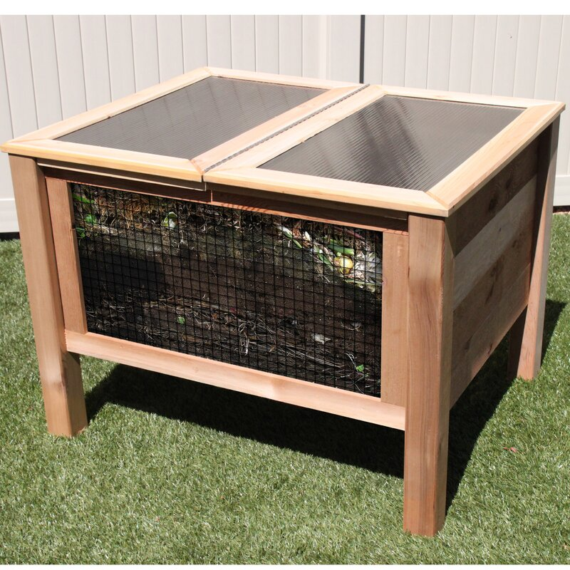 13.5 cu. ft. Stationary Composter