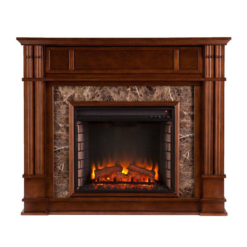 Moffett Heartwood Electric Fireplace