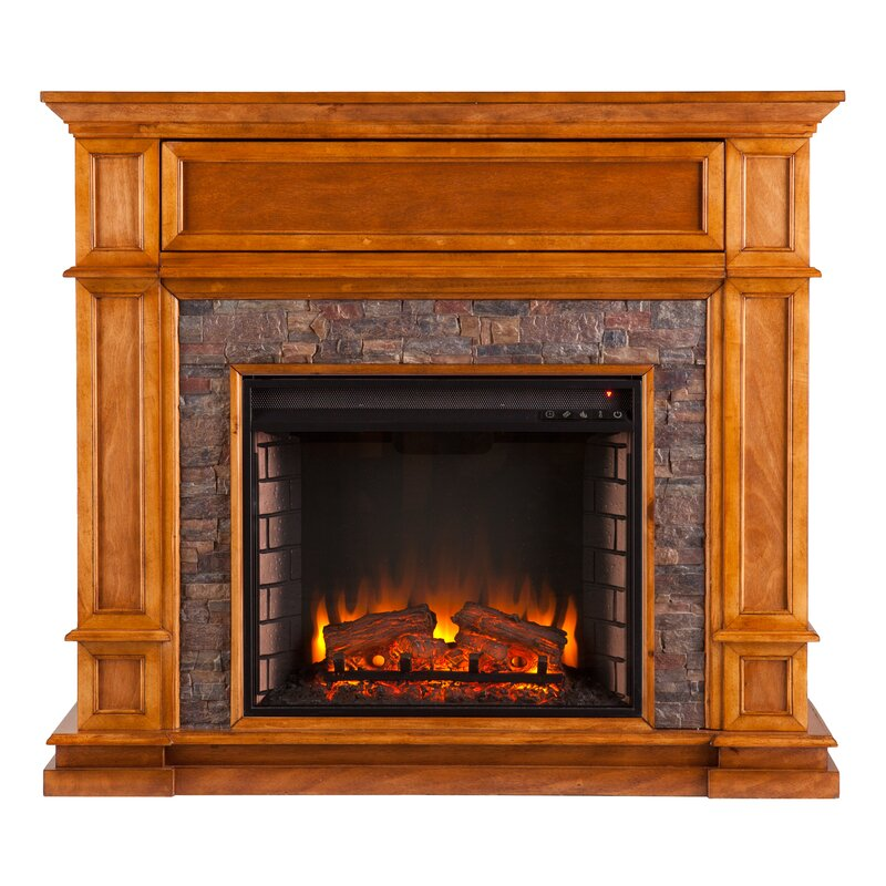 Valholl Electric Fireplace