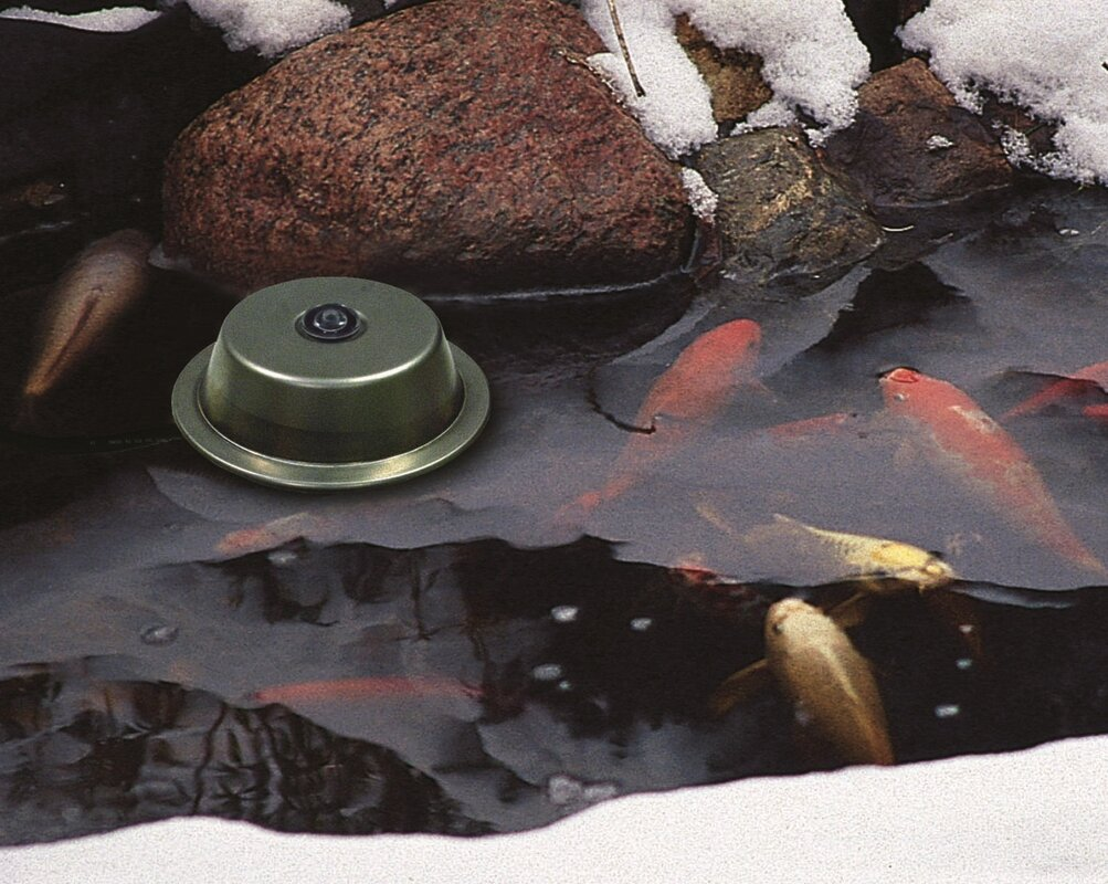 Pond De-icer