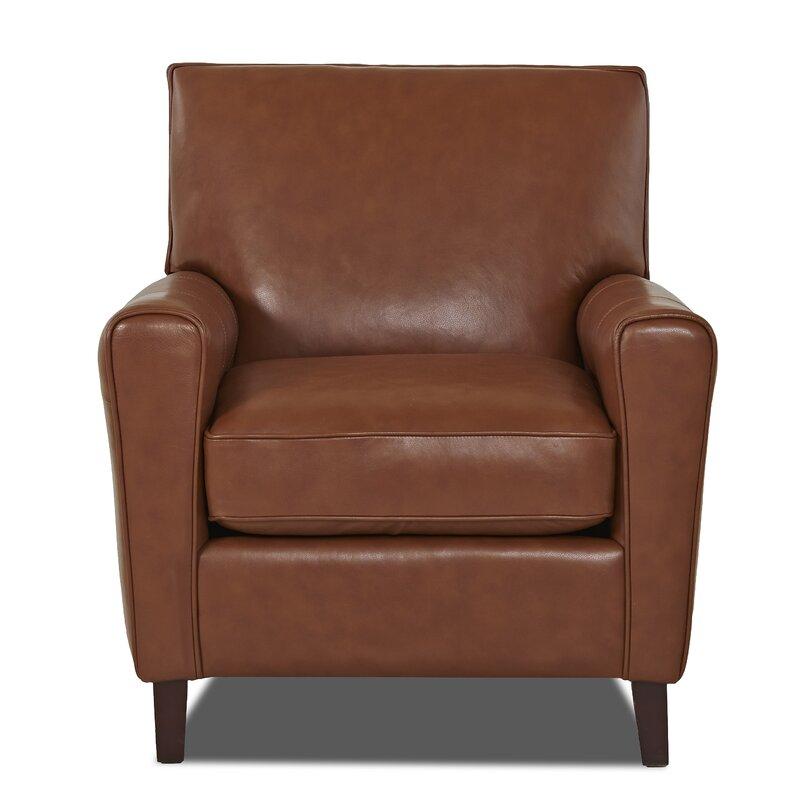 Gormley Leather Armchair