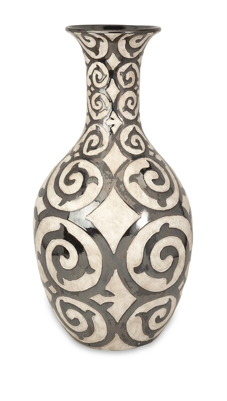 Manjiri Oversized Tall Floor Vase