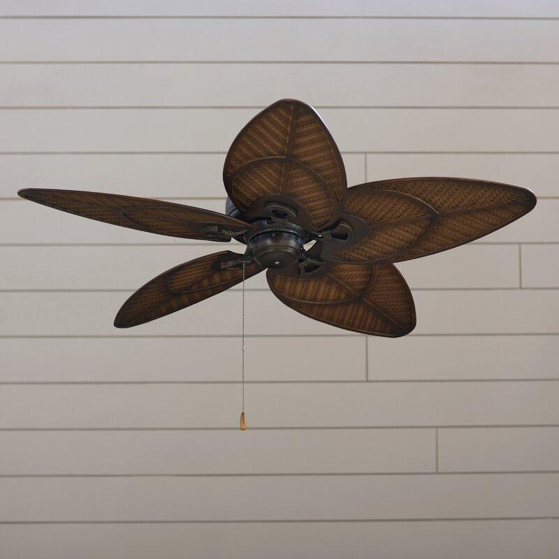 "52"" Aaliyah 5-Blade Ceiling Fan"
