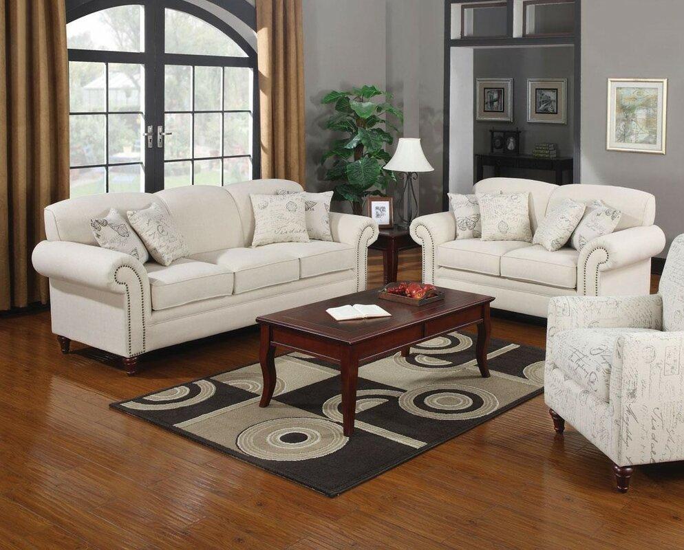 Nova 2 Piece Living Room Set
