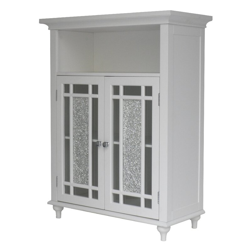 Caleb 2 Door Accent Cabinet