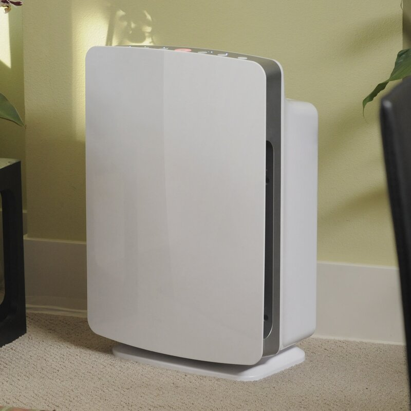 BreatheSmart Room HEPA Air Purifier with Pure Filter