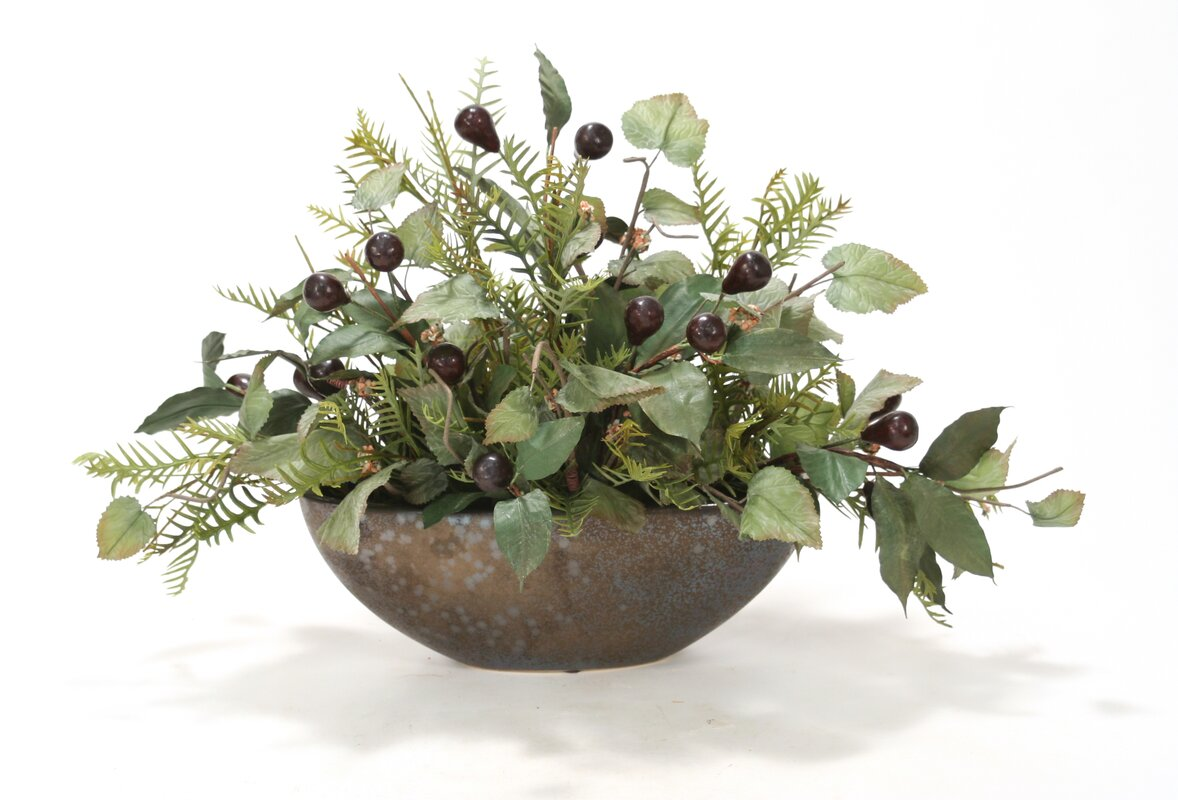 Mixed Centerpiece in Bowl