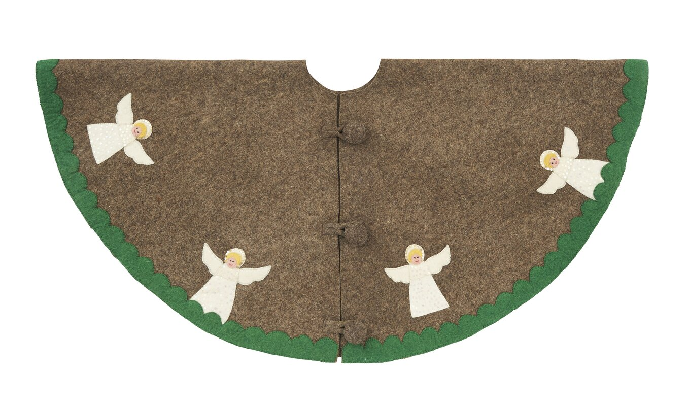 Angel Tree Skirt