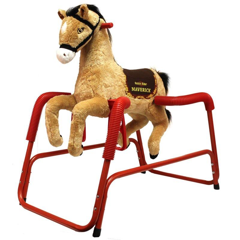 Maverick Spring Horse