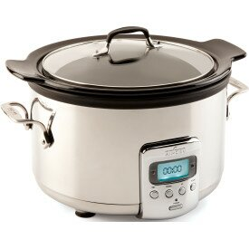 All-Clad 4-Quart Ceramic Slow Cooker