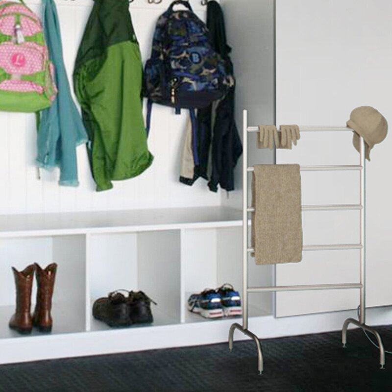 3 In 1 Freestanding/Wall Mounted Electric Towel Warmer
