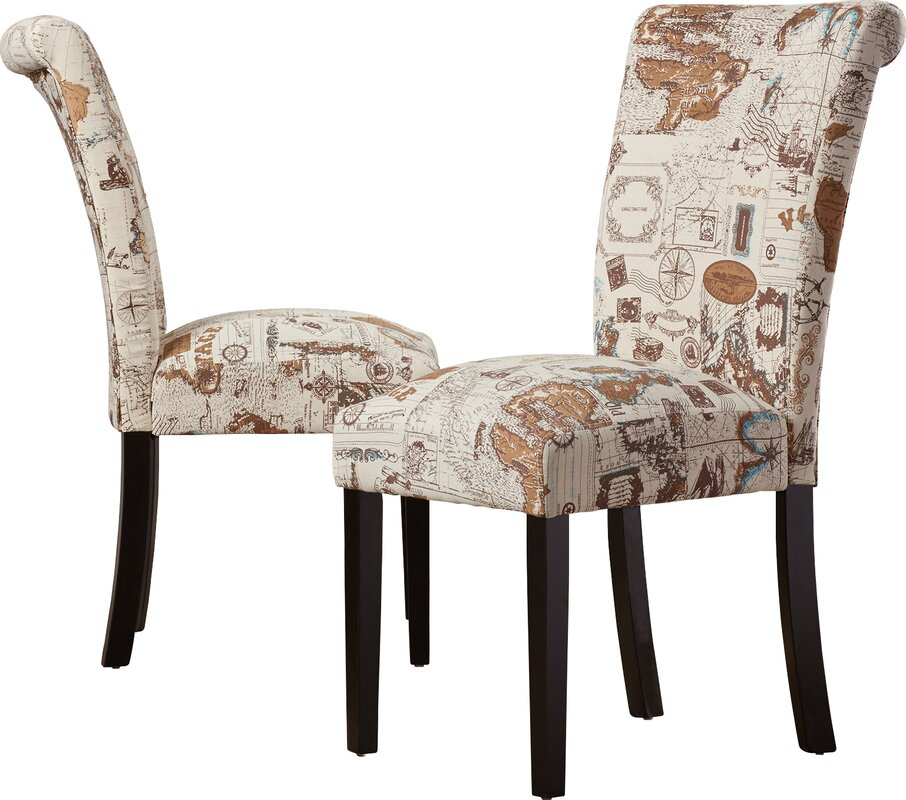 Clermont Upholstered Dining Chair (Set of 2)
