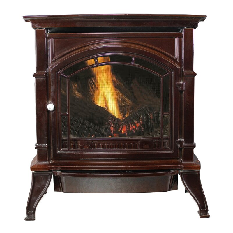 Vent-Free Propane/Natural Gas Stove