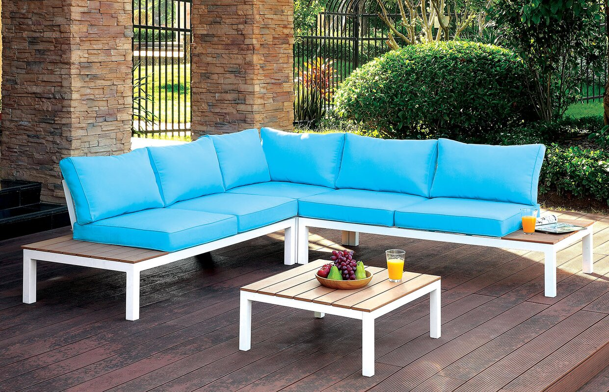 Halsey Sectional Set with Cushions