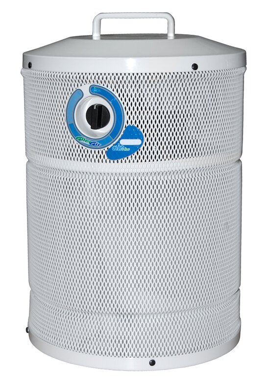 AirMed Series Exec Supreme HEPA Air Purifier with Activated Carbon Filter