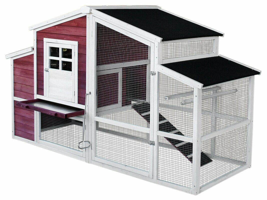 Annabelle Wooden Chicken Coop