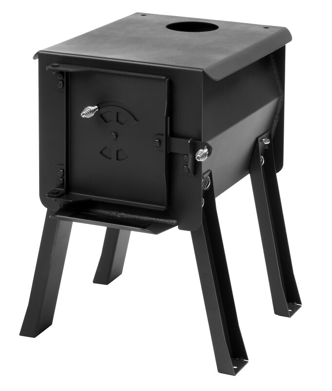 Cub Portable Camp Wood Stove