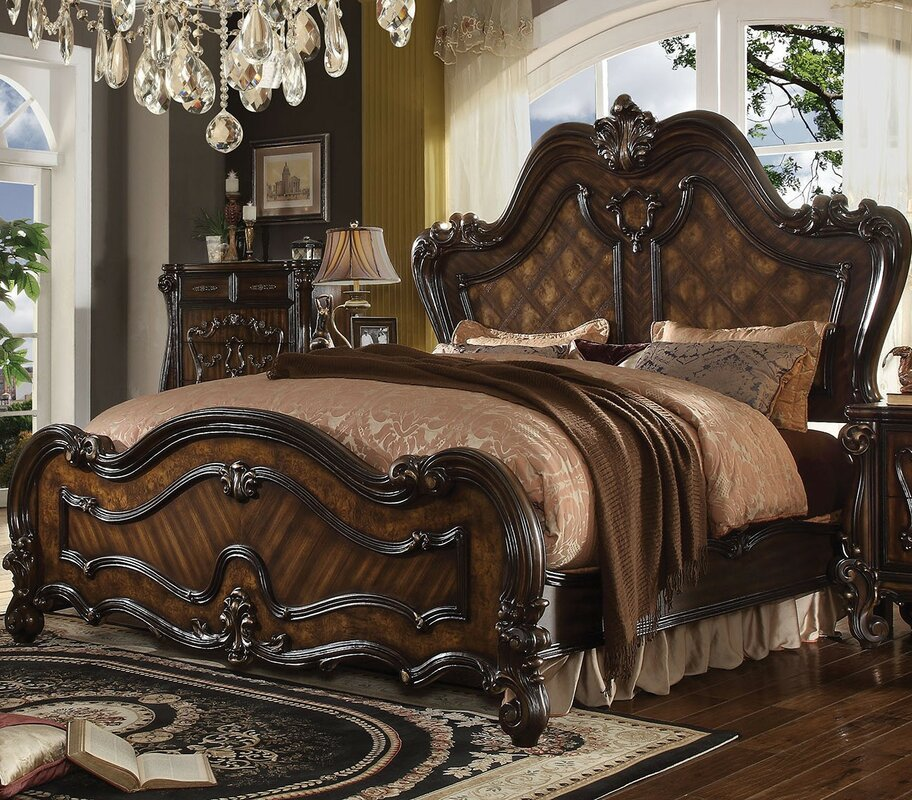 Royal Panel Bed