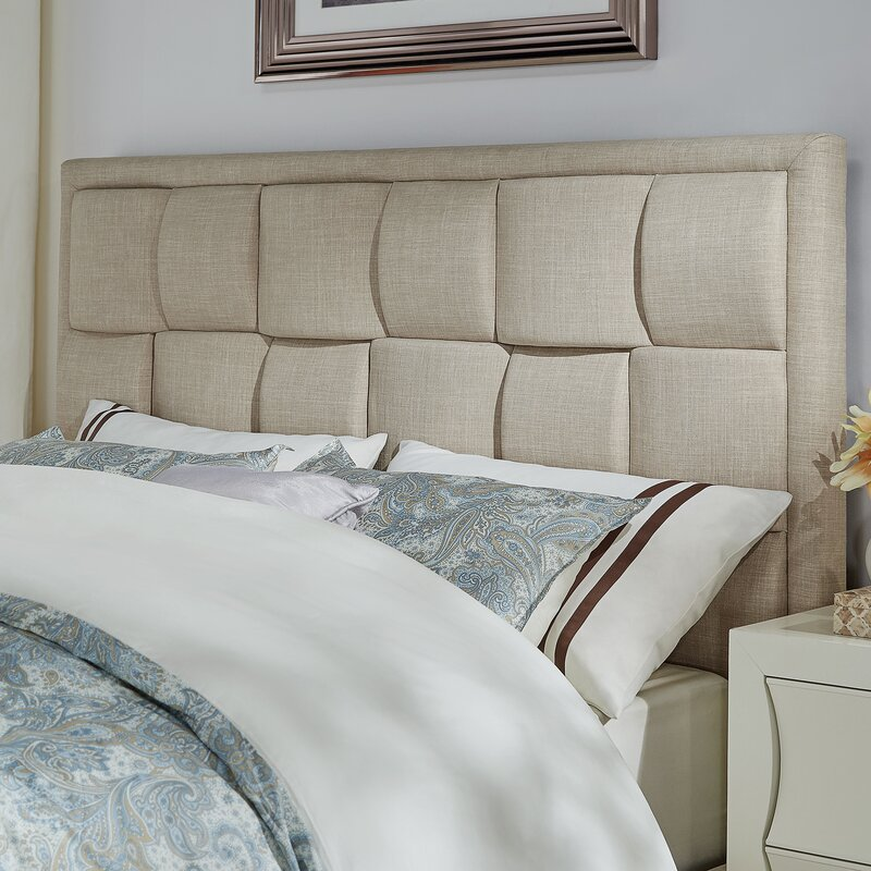 Gina Upholstered Panel Headboard