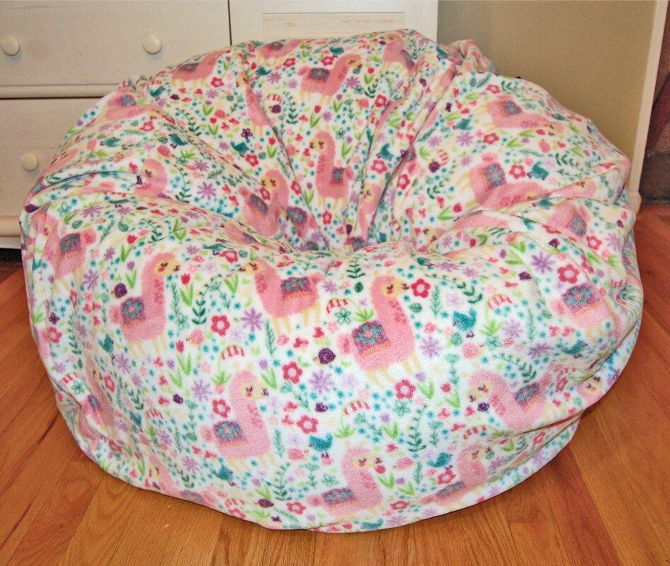 Llama Love Bean Bag Chair