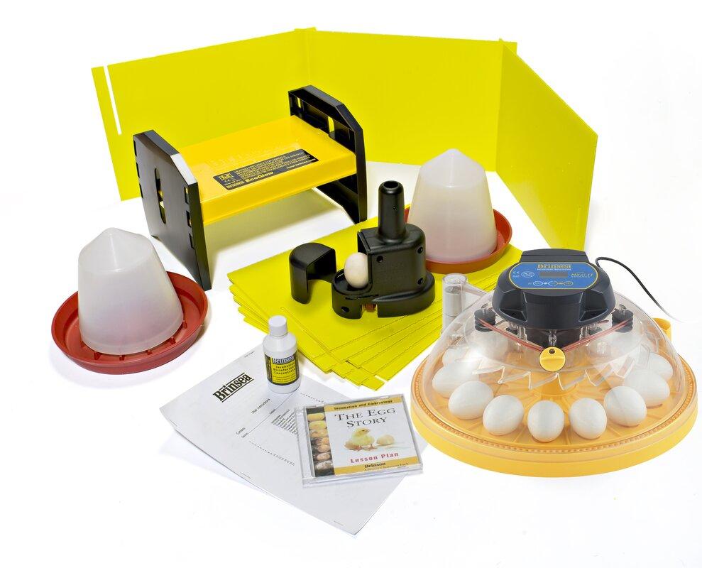 Maxi II Advance Incubation Pack