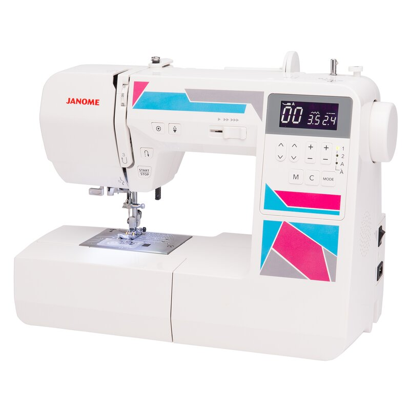 Janome Computerized Electric Sewing Machine