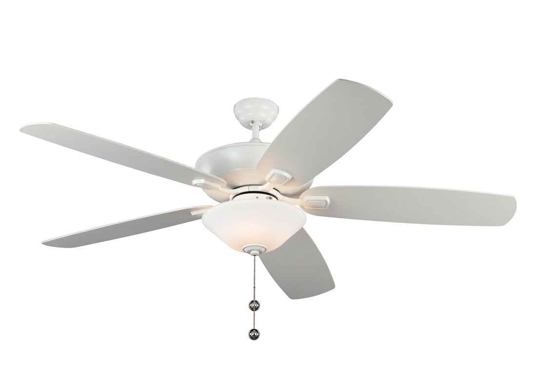 "60"" Gibsonia 5 Blade LED Ceiling Fan"