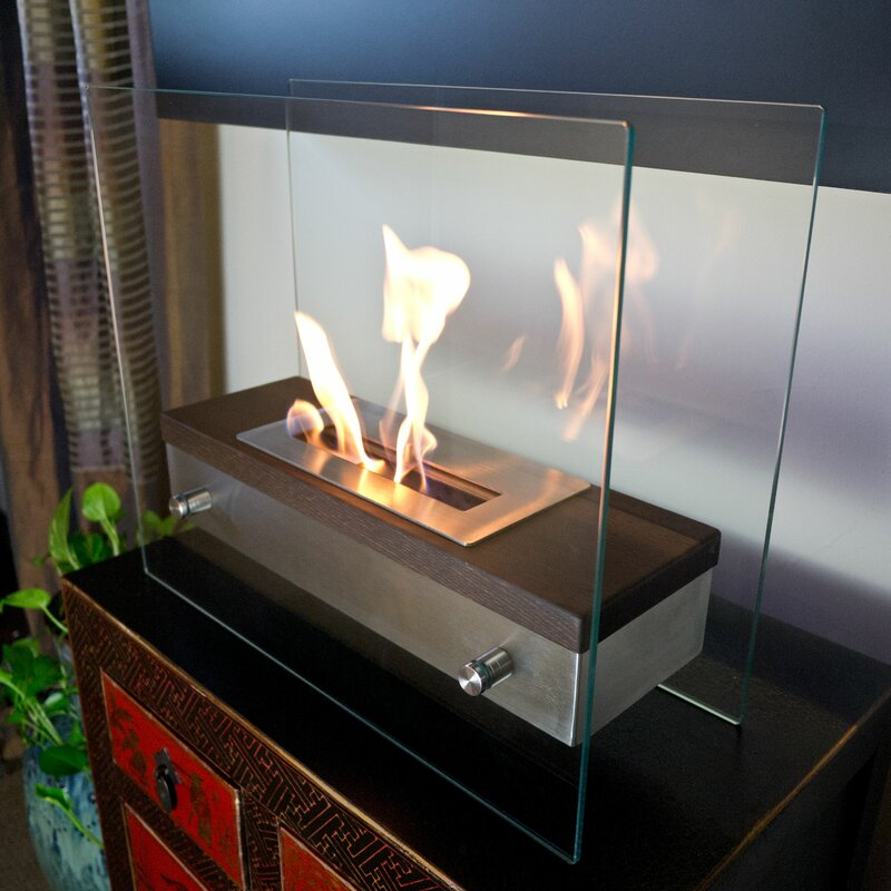 Foreste Ardore Bio-Ethanol Tabletop Fireplace