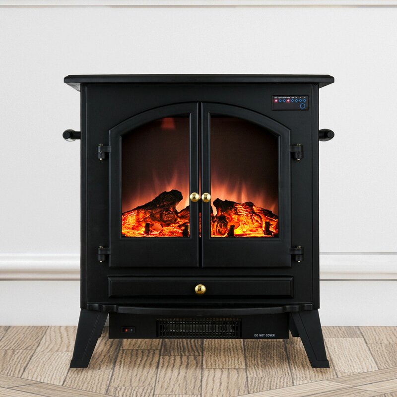 400 sq. ft. Vent Free Electric Stove