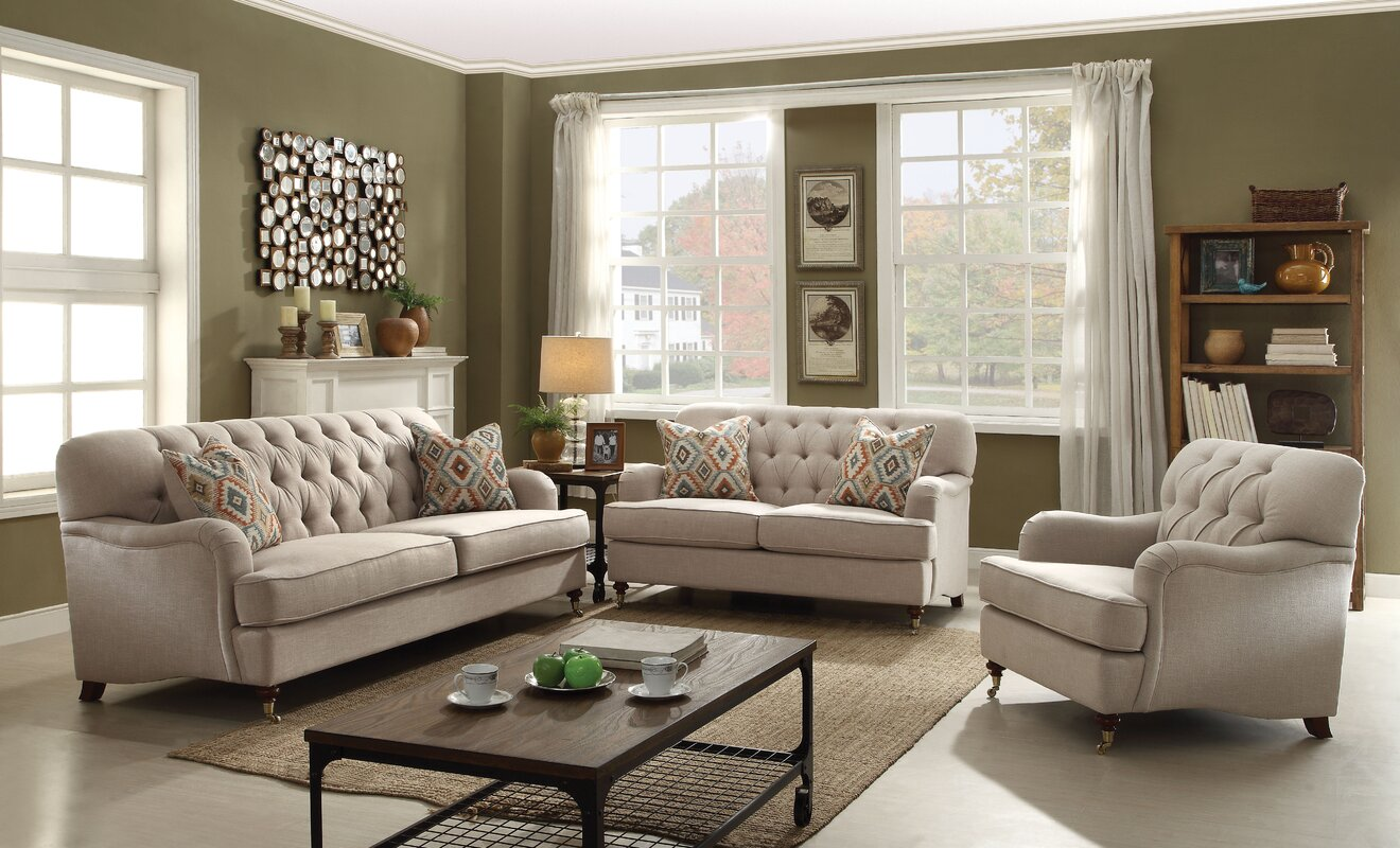 Batholo Configurable Living Room Set